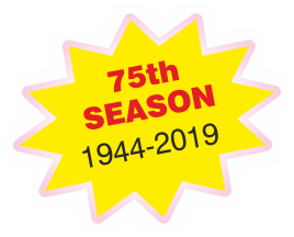 75th Season Star