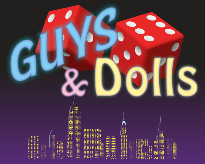 Guys and Dolls Broxbourne Logo