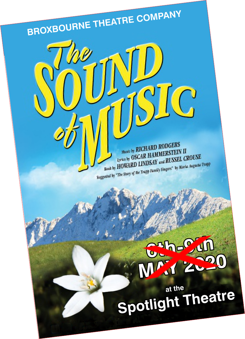 image of Sound of Music leaflet